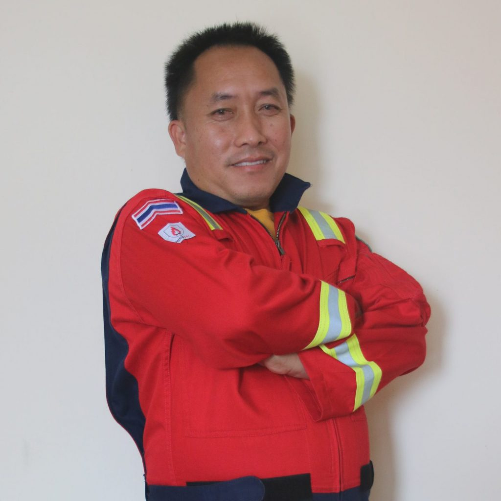 Yuthaphan Saesong - Kiwi Resource Protection