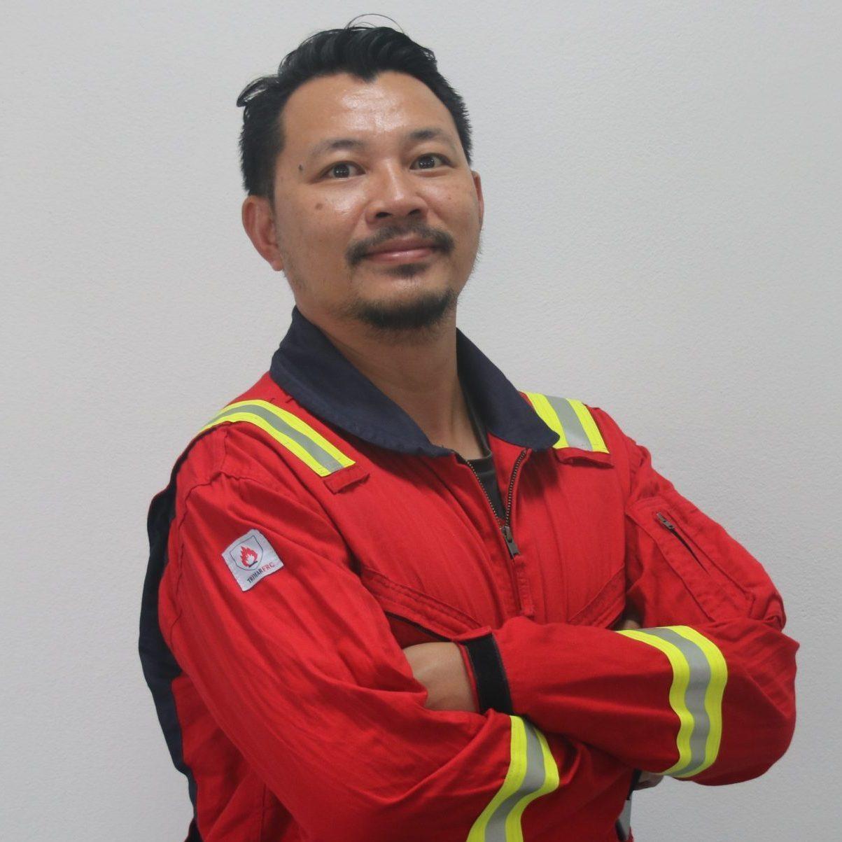 Weerapong Ladsena - Kiwi Resource Protection